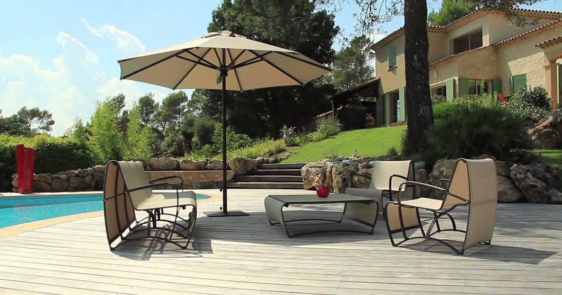 Mobilier de jardin : 5 meubles extérieurs indispensables