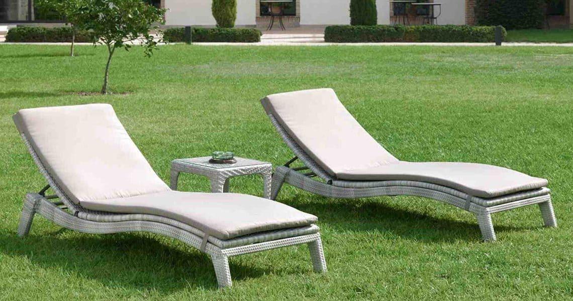 Transat de jardin : 5 bain de soleil pour se relaxer à 100 %